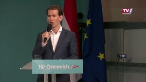 ÖVP Spitzenkandidat auf Rieder Volksfest