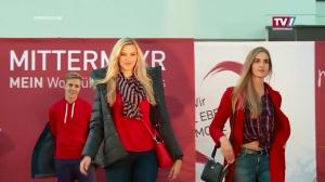 Outdoor Fashion-Show im Wohlfühl-Modehaus Mittermayr