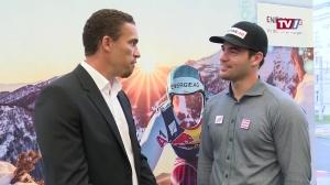 Ski Ass Vincent Kriechmayr trifft bei Sport-Talk auf Lask Coach