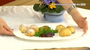Kochen mit Elfriede Schachinger - Erdäpfelbuchteln