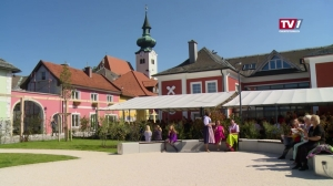 Eröffnung neuer Marktplatz Schörfling