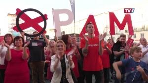 Pam mobilisiert Oberösterreich