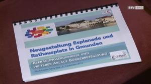 Bürgerbeteiligung bei Esplanade-Neugestaltung