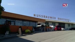 Baustoffe Nussbaumer - neuer Schauraum