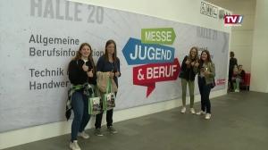 Eröffnungsbericht Jugend & Beruf 2019