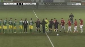 FB: OÖ Liga:  Union Volksbank Vöcklamarkt – WSC Hertha Wels