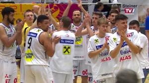 Heimspielauftakt: Swans Gmunden vs. Oberwart Gunners