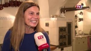 Sarah Wiener zu Gast in Eferding