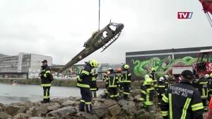 Österreichweite Feuerwehrübung für mögliches BlackOut