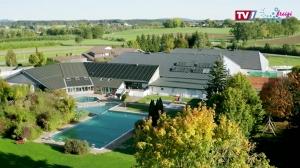 Freizeitzentrum St. Georgen mit neuer Kletterhalle