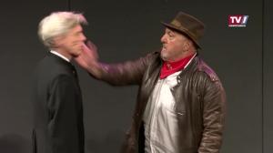 Don Camillo & Peppone im Gugg in Braunau