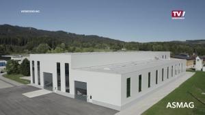 Große Unternehmen setzen im Industrie- und Gewerbebau auf Wolf Systembau