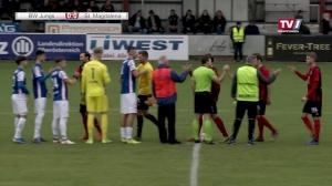 Blau-Weiße Jungs vs. SK St. Magdalena