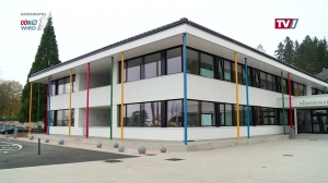 Neue Volksschule in Seewalchen