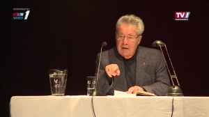 Lesung – Dr. Heinz Fischer