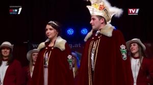 Neues Prinzenpaar in Vorchdorf