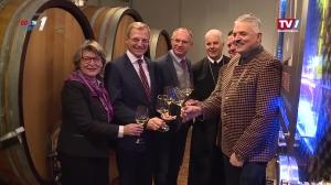 Weintaufe am Winzerhof Dockner