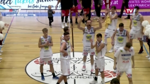 Basketball: Swans Gmunden vs. Flyers Wels