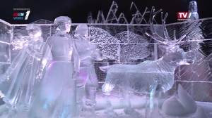 Ice Magic präsentiert die Eiskönigin 2 im Volksgarten
