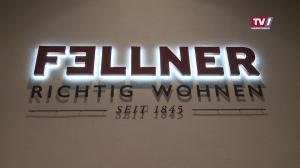 Möbel Fellner präsentiert die brandneuen Räumlichkeiten am Standort in Regau