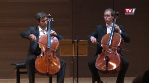 Virtuose Celloklänge mit 2 Wiener Philharmonikern
