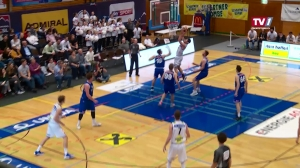 Basketball: Swans Gmunden vs. Vienna Timberwolves