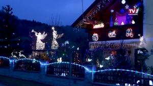 Weihnachtsbeleuchtung wie in Amerika