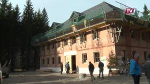 Richtfest am neuen Gebäude der Konrad Lorenz Forschungsstelle in Grünau im Almtal