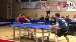 In der Tischtennisbundesliga muss Ebensee gegen Innsbruck an die Platte