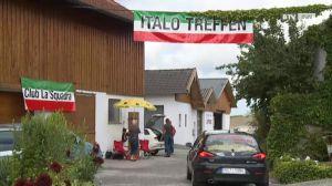 Italienische Motorenkunst in Waldzell!