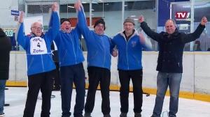 Landesmeisterschaften im Eisstocksport mit Überaschungsfinalisten