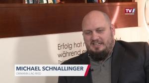 Michael Schnallinger – der neue Obmann vom LAG Ried
