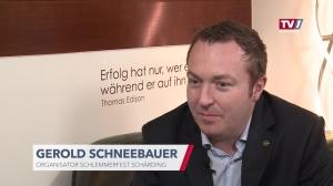 Gerold Schneebauer -  Organisator vom Schlemmerfest Schärding