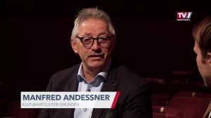 Manfred Andessner  - Kulturamtsleiter Gmunden
