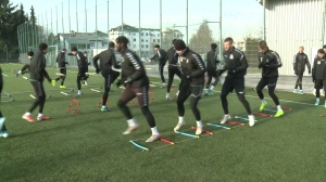Trainingsstart SV Ried