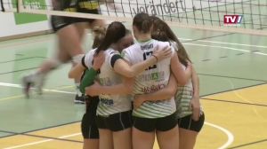 Spitzenspiel: ASKÖ Linz-Steg vs. UVC Graz