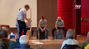 Bezirkswettbewerb Musik in kleinen Gruppen 2020