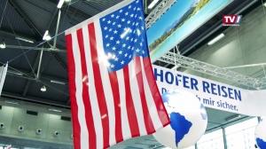 Internationales Reiseangebot auf der Reisemesse Wien