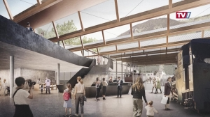 Schafergbahn bekommt neue Talstation