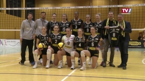 Volley League Women: ASKÖ Linz/Steg vs. SG Erzbergmadln VBV Trofaiach/WSV Eisenerz