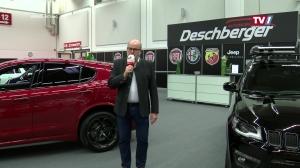 Deschberger auf der Rieder Automesse
