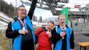 Nationale Special Olympics Winterspiele in Villach