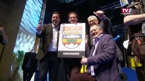 Gmunden qualifiziert sich bei Quiz-Show fürs Bundesland Finale