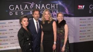 Die Gala-Nacht des Sports - Barbara Schett bekommt
