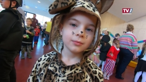 Kinderfasching in Ohlsdorf