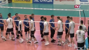 Volleyball Bundesliga: UVC Weberzeile Ried - UVC Graz