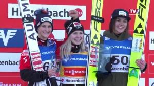 Skisprung Weltcup Damen Hinzenbach