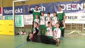 Bezirksmeisterschaften im Hallenfußball für Nachwuchsmannschaften in Eferding