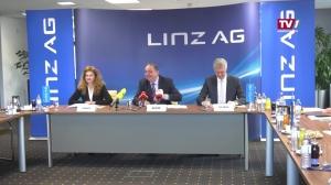 Linz AG zieht Bilanz