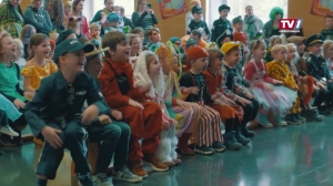 Kinderfasching in Laakirchen